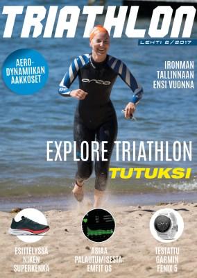 Triathlon-lehti 2/2017