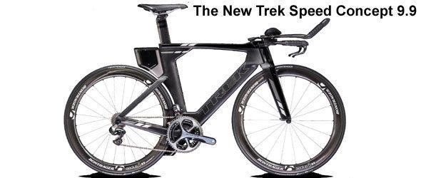 Triathlon News » Trek's Seriously Speedy Concept