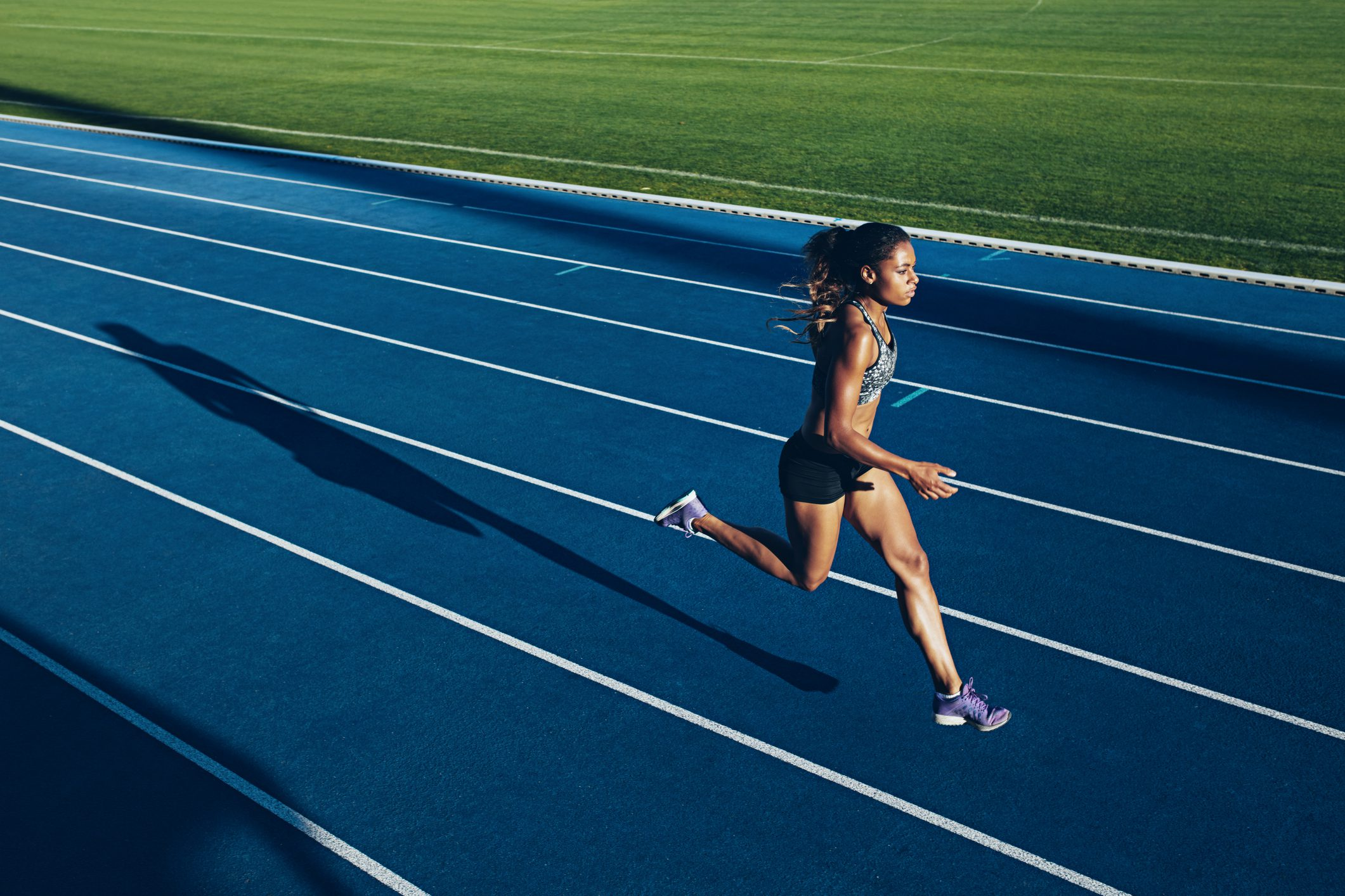 Workout Wednesday Hit the track to see improvement in