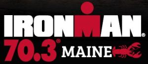 IronMan 70.3 Maine - Race insights - Race logo black