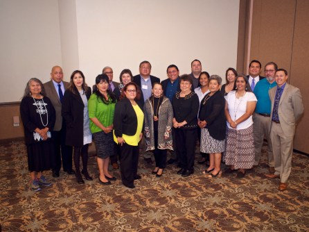 TEDNA Board of Directors 2017 at Annual Membership Meeting and Forum in Reno, NV
