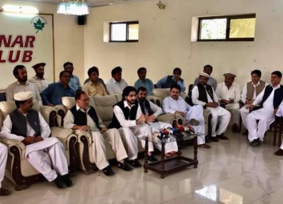 Kurram: Jirga on land disputes under mediator