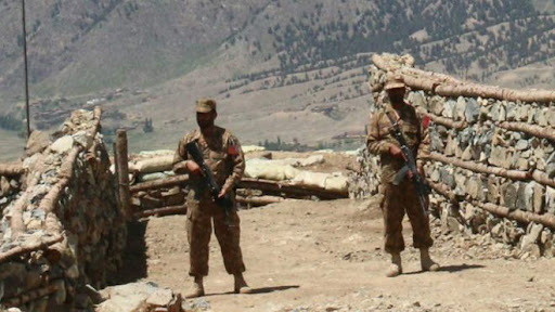 Firing at Pak Army check post from Afghan border