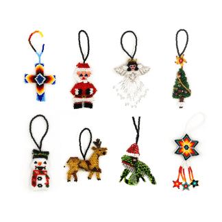 Small Holiday Ornaments