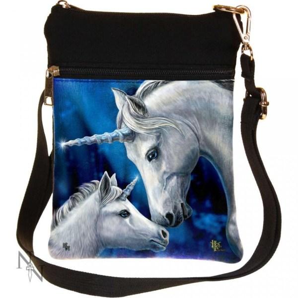 Sacred Love Unicorn Shoulder Bag Nemesis Now