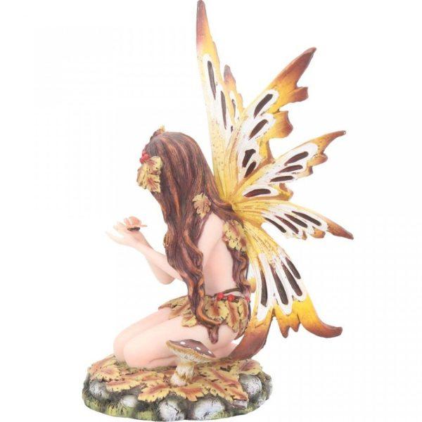 Autumn Hawthorn Fairy Figure