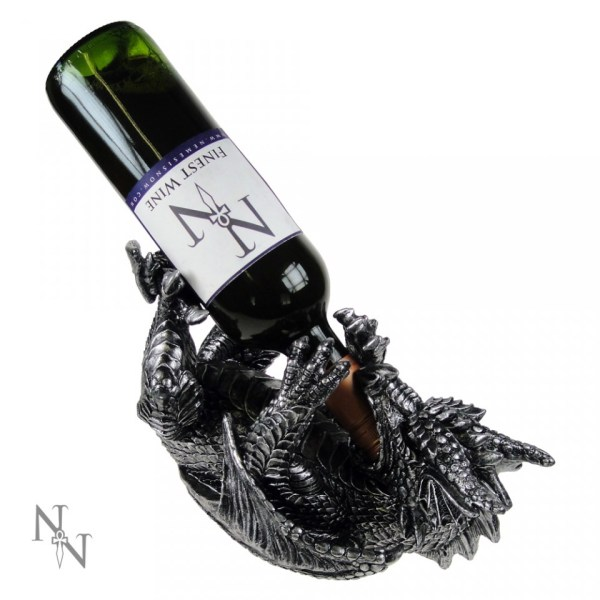 Dragon Guzzler Wine Bottle Holder