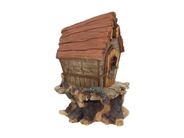 Tree Top Cottage Fairy Garden House