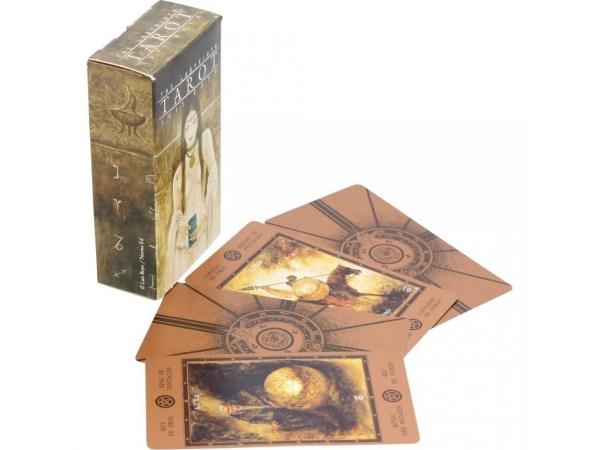Nemesis Now Luis Royo Labyrinth Gothic Tarot Cards