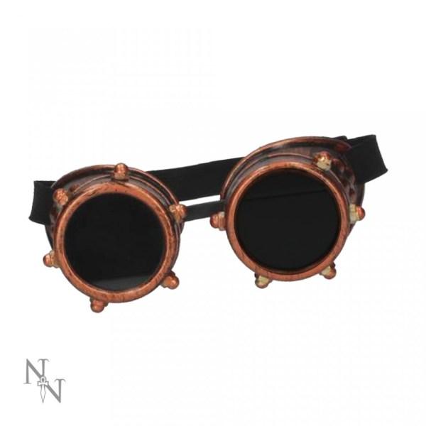 Industrial Gaze Steampunk Goggles Nemesis Now