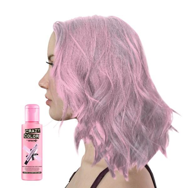 Crazy Colour Marshmallow Hair Dye