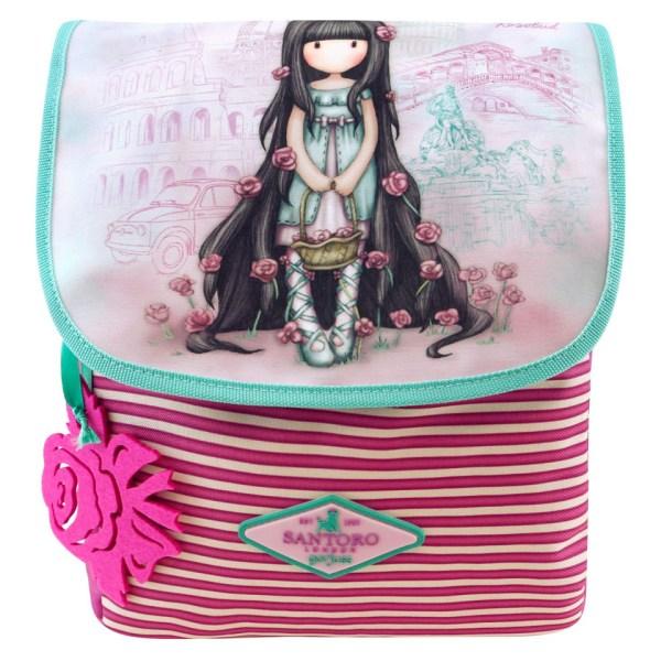 Santoro Cityscape Mini Backpack Rucksack Rosie Rosebud