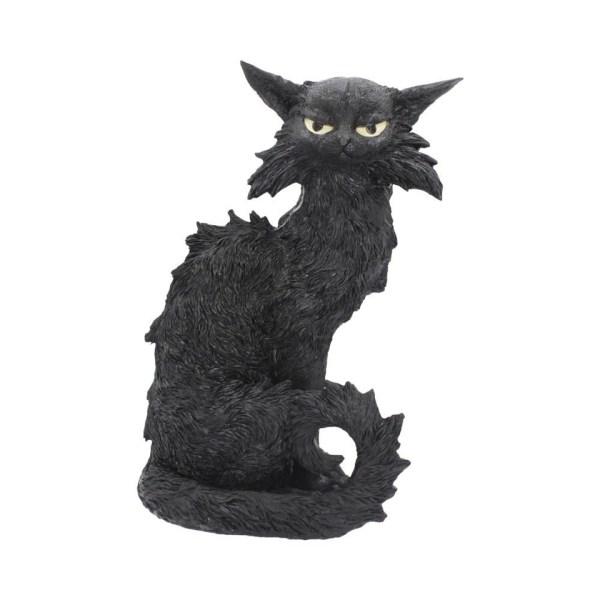Salem Witches' Companion Black Cat Ornament Figure Nemesis Now
