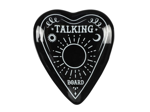 Talking Board Planchette Trinket Dish Tray Spirit Ouija Soap Witchcraft Occult Magic Something Different
