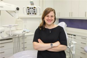 Dr. Katy Fleming - pediatric dentist