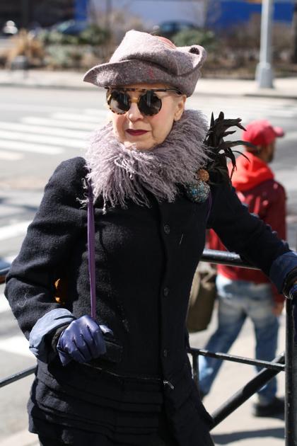 Tribeca Citizen  In the News Debras Advanced Style