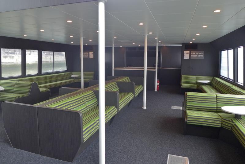 Tribeca Citizen  Inside a Goldman Sachs Ferry