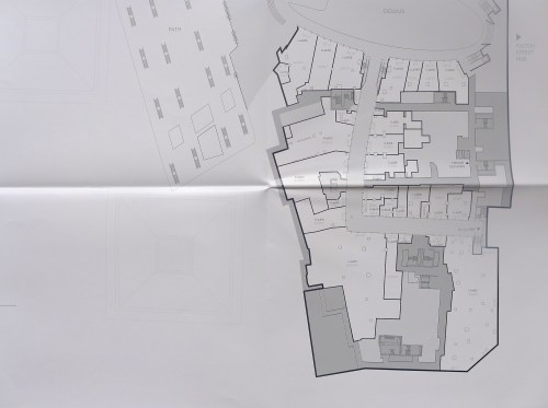 small resolution of world trade center retail floor plans level 1 southern half