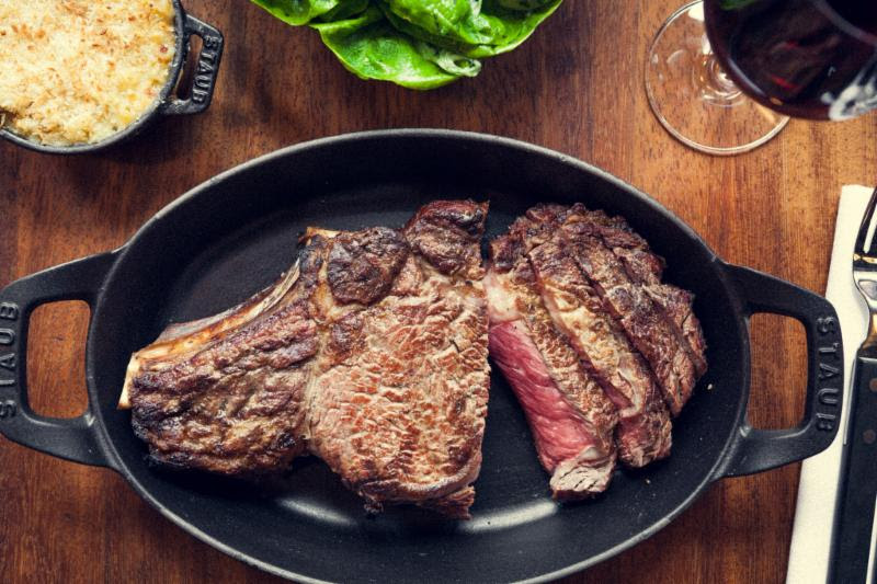 Best Steak Restaurants London 2017