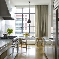 Watson Sofa Table Pale Grey Tribeca Citizen | Loft Peeping: Ku-ling & Evan Yurman