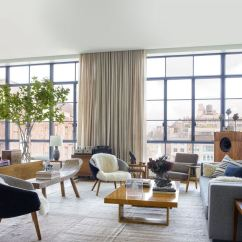 Watson Sofa Table Step By Pallet Bed Tribeca Citizen | Loft Peeping: Ku-ling & Evan Yurman