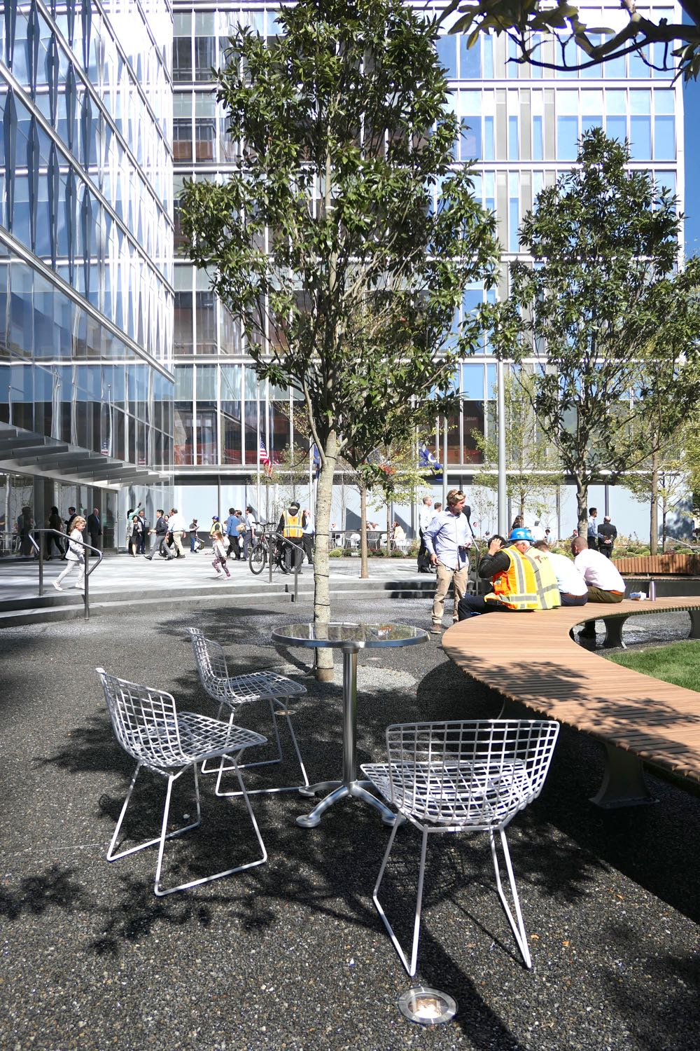 Tribeca Citizen  First Look Citigroups New Plaza