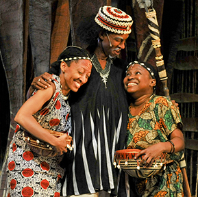 John Steptoe's Mufaro's Beautiful Daughters – An African Tale