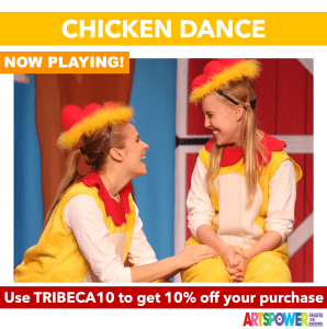 ArtsPower OnLine - Chicken Dance - Available NOW through June 30 @ Online (ArtsPower Theatre OnDemand)