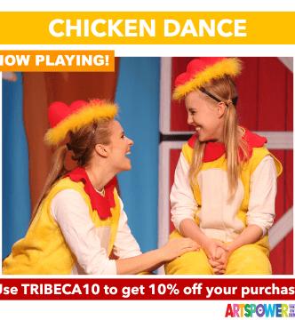 ArtsPower OnLine - Chicken Dance - Available NOW through June 30
