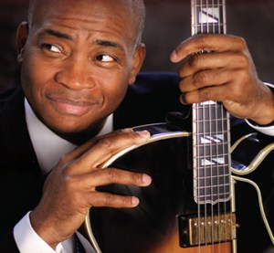 """Highlights in Jazz"" Salute to Russell Malone @ BMCC Tribeca Performing Arts Center 