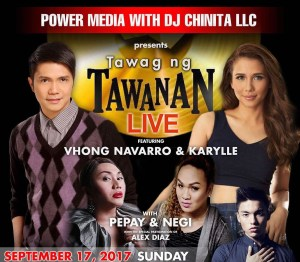 Tawag Ng Tawanan @ BMCC Tribeca Performing Arts Center | New York | New York | United States