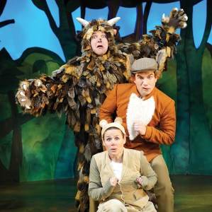 Tribeca Schooltime: The Gruffalo: Live on Stage @ Tribeca Performing Arts Center | New York | New York | United States