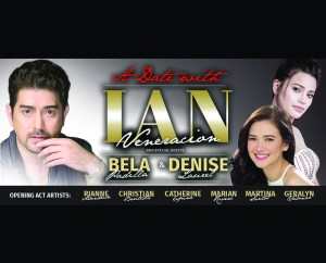 A Date with Ian Veneracion POSTPONED @ BMCC Tribeca Performing Arts Center | New York | New York | United States