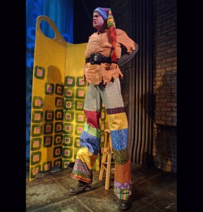 Griffin Theatre Company - The Stinky Cheese Man and Other Fairly Stupid Tales @ BMCC Tribeca Performing Arts Center | New York | New York | United States