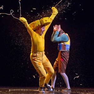 The Stinky Cheese Man (Schooltime) @ BMCC Tribeca Performing Arts Center   New York   New York   United States