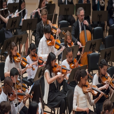 InterSchool Orchestras Of New York Mother's Day Concert