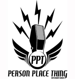 Person Place Thing with Randy Cohen: Featuring Guest Patricia Spears Jones @ Tribeca Performing Arts Center