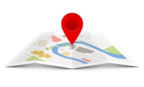 Presence on maps
