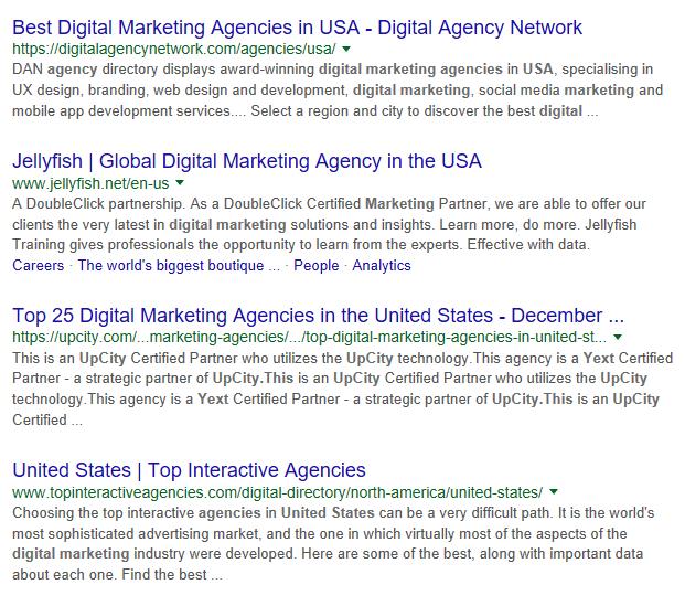 Local SEO for Marketing Agencies