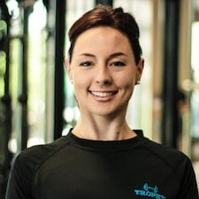 Lina Nilsen is a personal trainer in Dallas, TX.