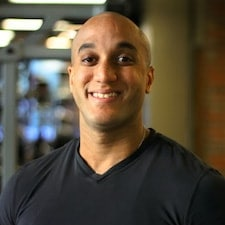 Marcus Washington is a personal trainer in Dallas, TX.