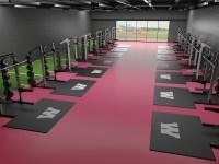 Rubber Mats Workout Room | EOUA Blog