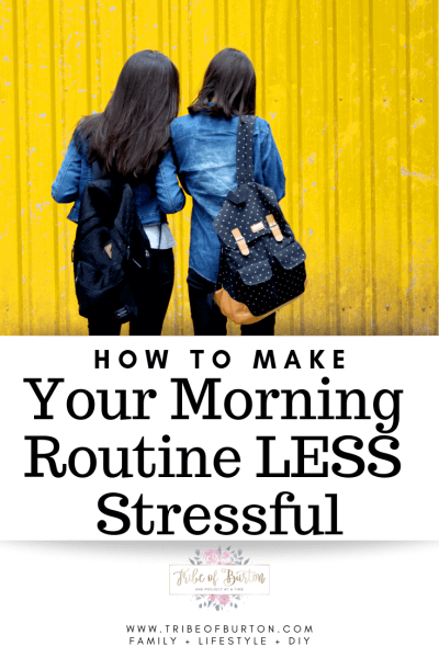 How to Make Your Mornings Run More Smoothly