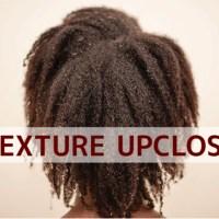 4c natural hair texture