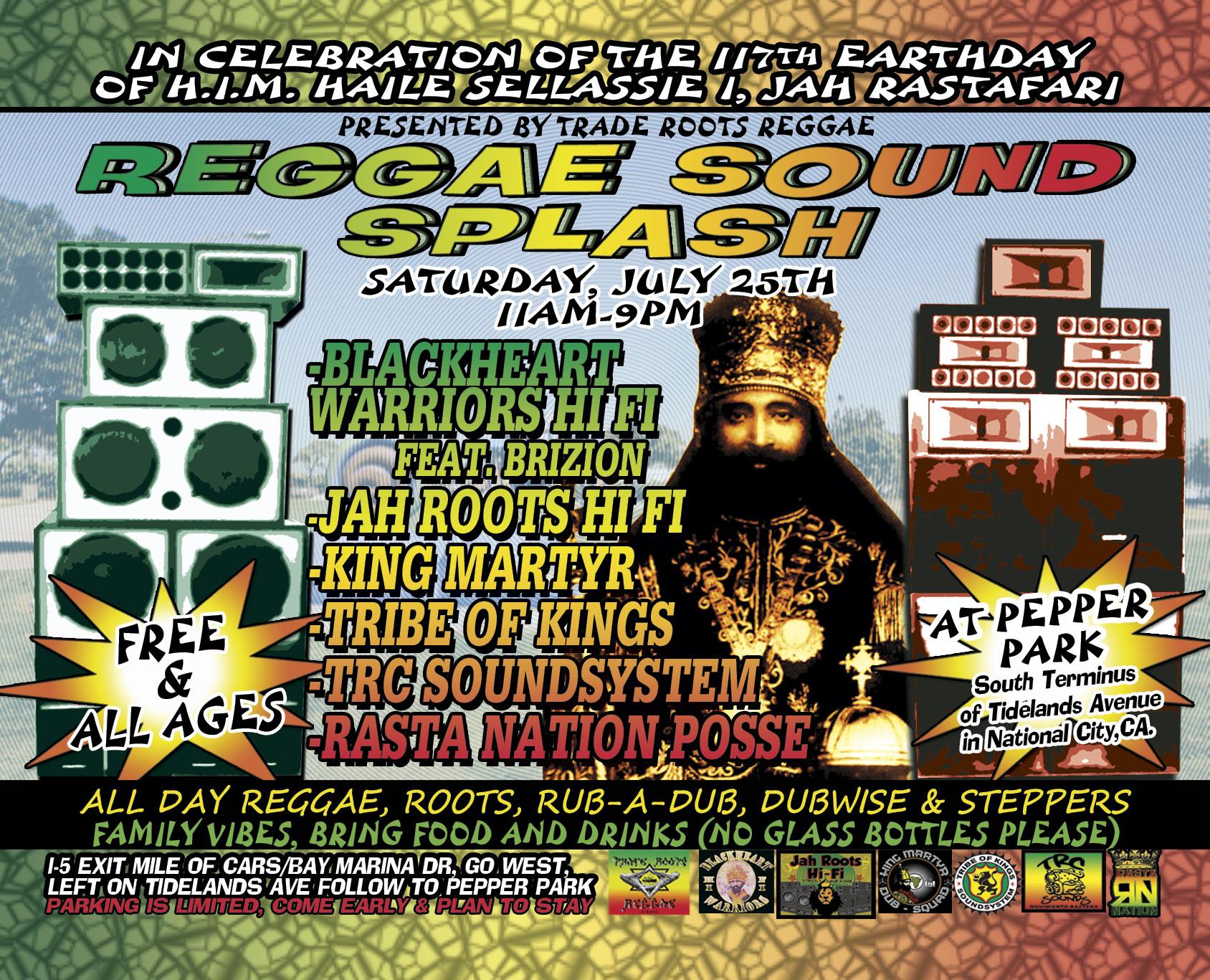 Reggae-Sound-Splash_jULY 25TH, 2009