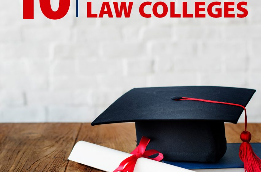 Top 10 Private Law Colleges in India