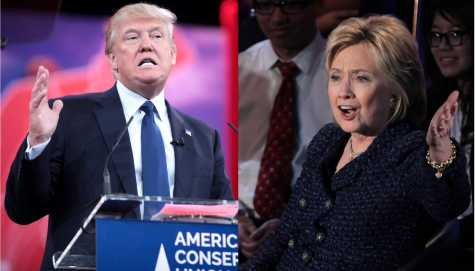 2016 Election: battle of the sexes?