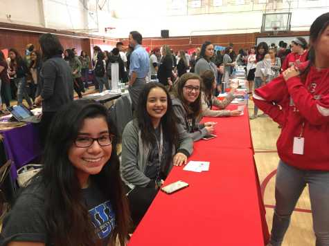 Annual College and Career Fair highlights future opportunities for students