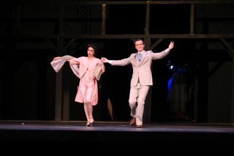 Spring musical 'Kiss Me Kate' studies role of women