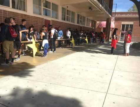 Student concerns over prom ticket lines